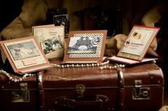Cards, wedding invitation, bonbonerka, books of