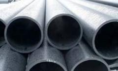 Трубы стальные бесшовные горячедеформированны