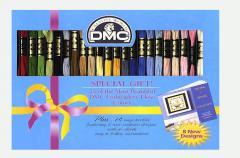 Нитки для вышивания Набор мулине DMC в подарочной