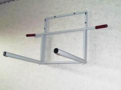 Horizontal bar bars