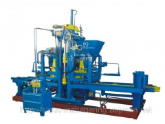 Vibropress equipment, rent, sale