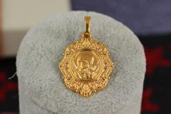 Ладанка Xuping Jewelry круглый многогранник Матерь