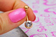 Body piercing jewellery