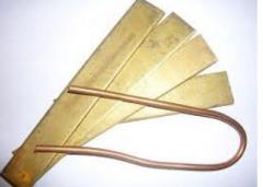 Strip brass