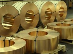Bronze tape