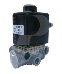 Электропневмоклапан КЭМ-10, 24В (Родина,