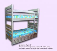 Кровать Кузя - 2   0.80*200