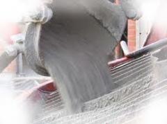 Concrete secondary