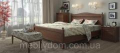 Спальня 1 Марсель Мебус темная