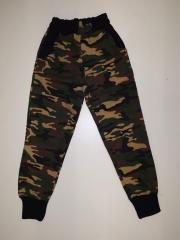 Спортивные трикотажные штаны для мальчиков