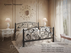 Кровать кованая Магнолия Тенеро 190(200) х 180