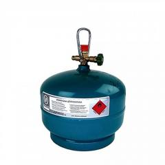 Газовый баллон vitkovice bt-2