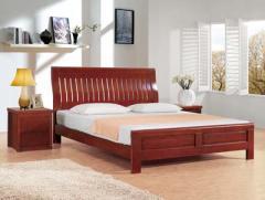 Natural tree bed