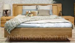 Кровать Амстердам 160х200 с изголовьем (панель