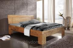 Кровать с ламелями 160х200 БременММЦ