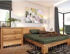 Кровать с ламелями 180х200 БременММЦ