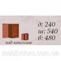 Антресоль над консолью Василиса Мастер Форм