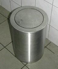 Корзины мусорные