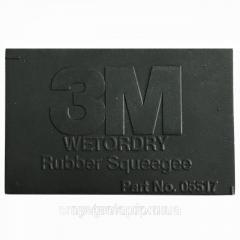 3M™ Wetordry™ 05517 Ракель резиновый,  70 мм...