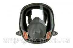Полнолицевая маска серии 3М™ 6000