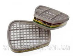 3M™ 6059 Фильтр для защиты от газов и паров, ABEK1