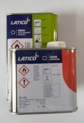 Лак акриловый 2К Latico 5800 Clear Coat MS