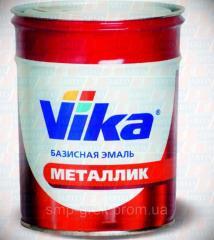 VIKA-металлик Металлик, Банка, мокрый асфальт 626