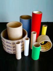 Cardboard plug, spool, sleeve