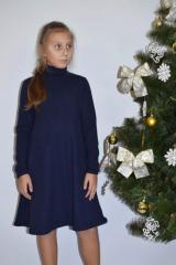 Платье подростковое, детское Анютка, на рост
