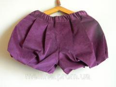 Юбка - шорты для девочки на рост 110 см, бренд OVS