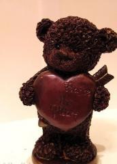 Chocolate figures