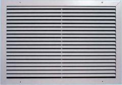 Aluminum ventilating grates, Lattice aluminum