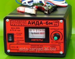 Зарядное устройство АИДА-6м — автомат + ручной
