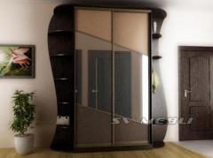 BRAUN sliding wardrobe