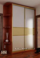 KRAFT sliding wardrobe gold