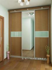 Sliding wardrobe built-in ARISTO
