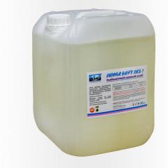 Дезинфицирующее моющее средство с активным хлором,