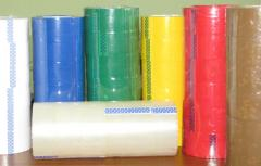 Color adhesive tape