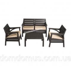 "Комплект садовой мебели ""Miami Set"" Irak"