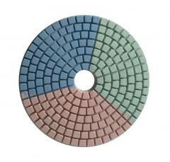 Круги алмазные гибкие шлифовальные для камня