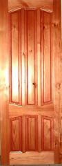 Дверь деревянная, дверь межкомнатная, дверь