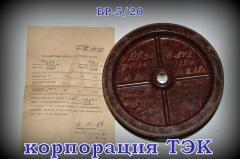 Wire volframo-rhenium BP5/20