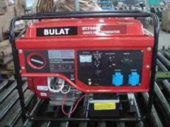 """Генератор электричества бензиновый """"Bulat"""
