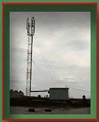 Мачта для операторов мобильной связи...