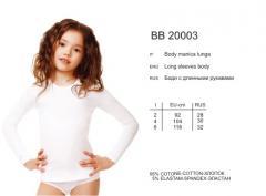 Детское боди Incanto Acacia BB 20003