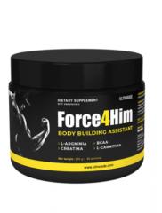 Ultrarade Force4Him (Ultrarad ForceForChem) - kapszula az izomnövekedéshez