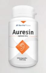 Auresin (Auresin) - kapszula a hallás javítására