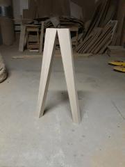 Изготовление ножек для мебели