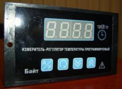 Temperature regulators industrial