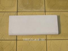 Бордюр 50*20*4,5 см, вес - 11кг, цвет - серый,